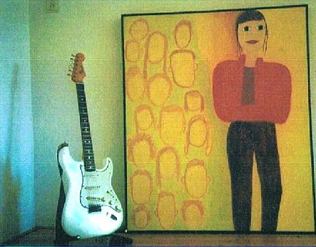 Kunst in opdracht, kunstenaar Wietske Lycklama à Nijeholt
