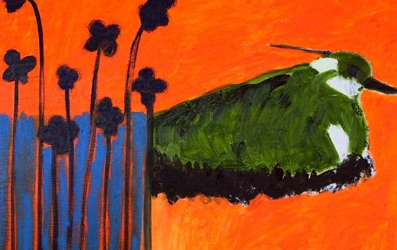 Kievit, lapwing, vogel, bird, dieren kunst, hedendaagse kunst, kunstenaar Wietske Lycklama à Nijeholt