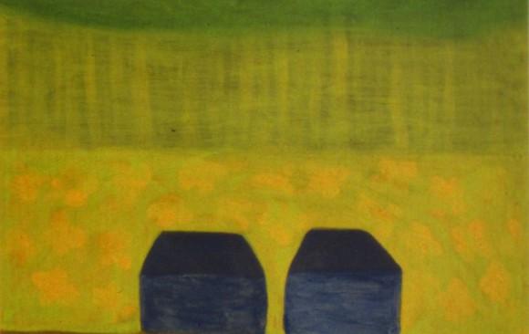 Landelijke kunst, hedendaagse schilderkunst, kunstenaar Wietske Lycklama à Nijeholt