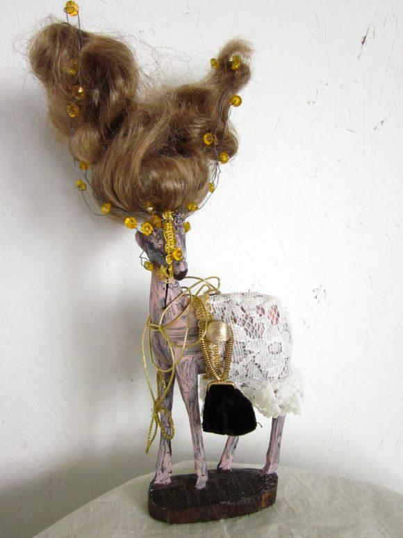 Kunstbeeld, hedendaagse kunst, kunstenaar Wietske Lycklama à Nijeholt