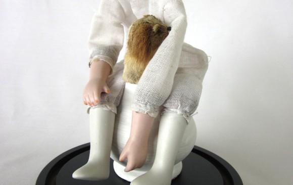 Kunstbeelden, hedendaagse kunst, kunstenaar Wietske Lycklama à Nijeholt