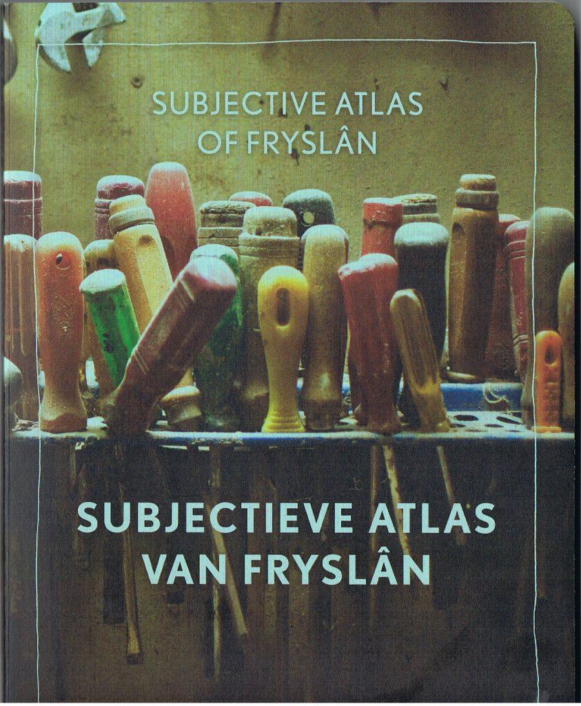 Kunstproject Subjectieve atlas van Fryslân, Strûpenkeal, kunstenaar Wietske Lycklama à Nijeholt
