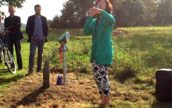 de Boom van Langzwaag-Kunstproject-Kunstenaar Wietske Lycklama à Nijeholt