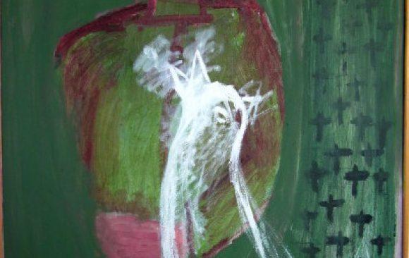 Wake up! Hedendaagse schilderkunst, kunstenaar Wietske Lycklama à Nijeholt