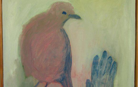 Vrijheid, hedendaagse schilderkunst, kunstschilderij dieren, kunstenaar Wietske Lycklama à Nijeholt