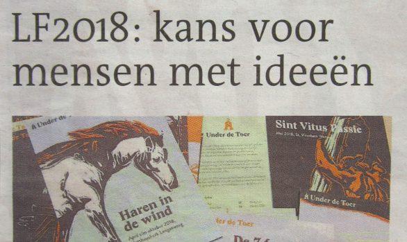 LF2018-Haren-in-de-Wind, openlucht beleving, kunstenaar Wietske Lycklama à Nijeholt