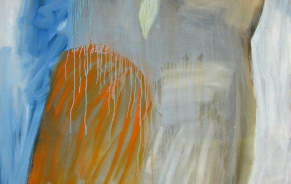 Uil, kunstschilderij dieren, Vogels huilen niet, hedendaagse schilderkunst, kunstenaar Wietske Lycklama à Nijeholt