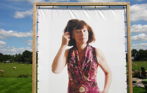 Haren-in-de-wind-foto, Under de toer, LF2018, kunstenaar Wietske Lycklama à Nijeholt
