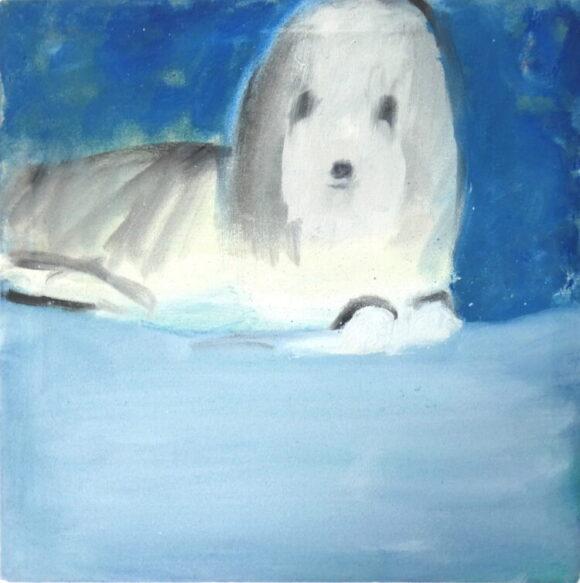 Remmend hondje