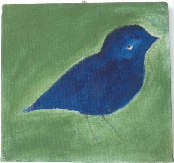 Sad bird 2015