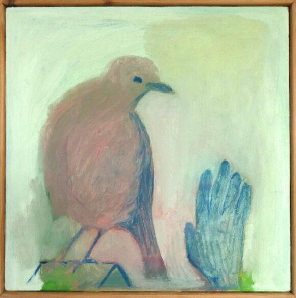 Vrijheid, kunstschilderij dieren, hedendaagse schilderkunst, kunstschilderij dieren, kunstenaar Wietske Lycklama à Nijeholt