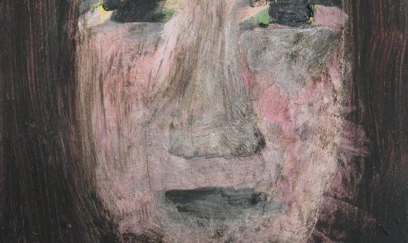 Portret, olieverfschilderij, portret schilderij, hedendaagse schilderkunst, kunstenaar Wietske Lycklama à Nijeholt