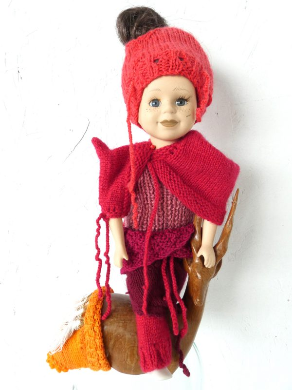 Breisels, knits, kunstbeeld, ruimtelijk werk, textielkunst, textiel art, artwork, dutchartist, kunstenaar Wietske Lycklama à Nijeholt