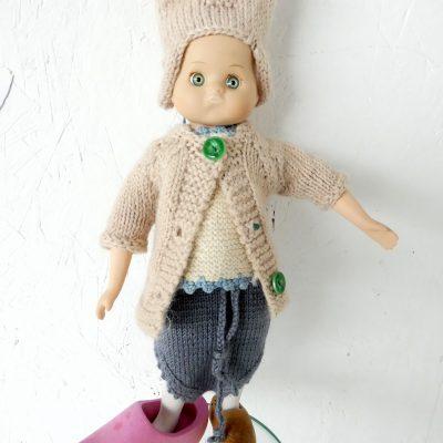 Breisels art, knits, kunstbeeld, ruimtelijk werk, textielkunst, textiel art, artwork, dutchartist, kunstenaar Wietske Lycklama à Nijeholt